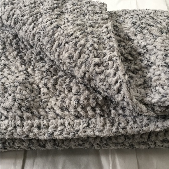 Bernat Other Handmade Crocheted Baby Blanket Poshmark